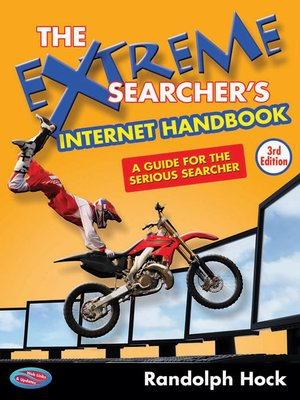 cover image of The Extreme Searcher's Internet Handbook