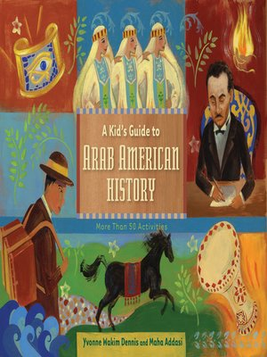 cover image of A Kid's Guide to Arab American History