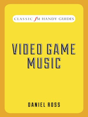 cover image of Video Game Music