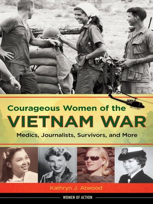 cover image of Courageous Women of the Vietnam War