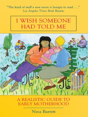 cover image of I Wish Someone Had Told Me