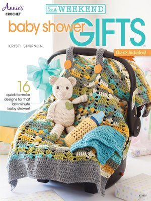 cover image of Baby Shower Gifts