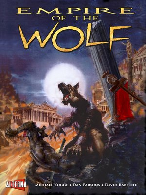 cover image of Empire of the Wolf