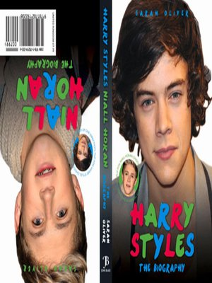 cover image of Harry Styles & Niall Horan