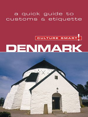cover image of Denmark--Culture Smart!