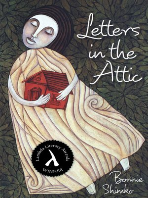 cover image of Letters in the Attic
