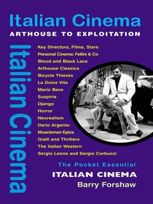 cover image of Italian Cinema