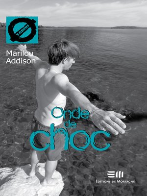 cover image of Onde de choc