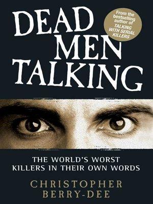 cover image of Dead Men Talking