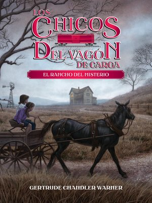 cover image of El rancho del misterio (Spanish Edition)