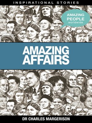 cover image of Amazing Affairs