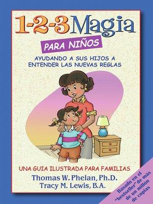 cover image of 1-2-3 Magia para niños