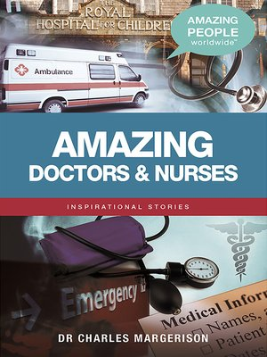 cover image of Amazing Doctors and Nurses