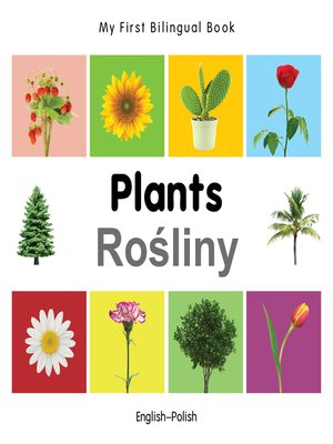 cover image of My First Bilingual Book–Plants (English–Polish)