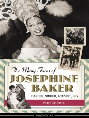 cover image of The Many Faces of Josephine Baker