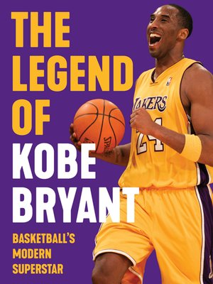 cover image of The Legend of Kobe Bryant