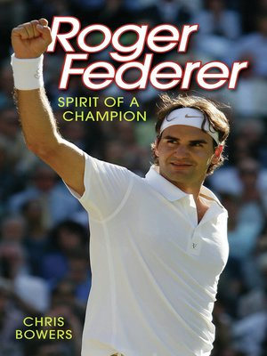 cover image of Roger Federer