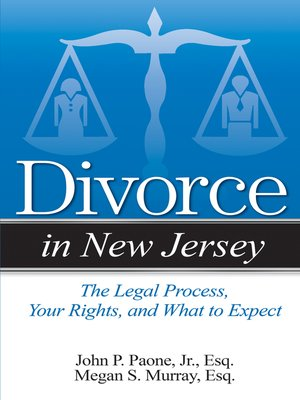 cover image of Divorce in New Jersey
