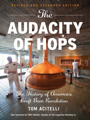 cover image of The Audacity of Hops