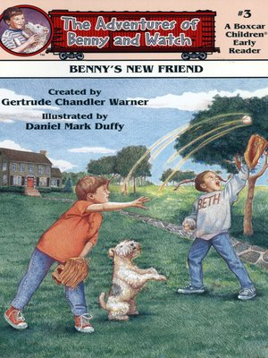cover image of Benny's New Friend