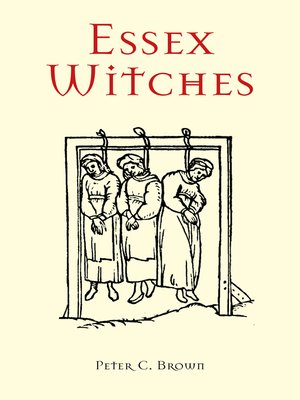cover image of Essex Witches