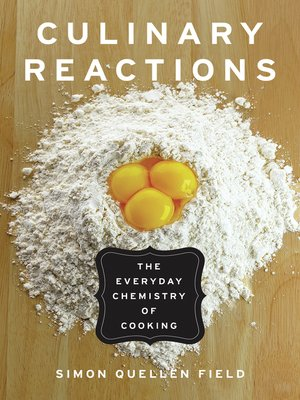 cover image of Culinary Reactions