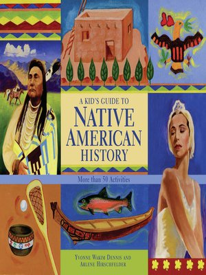 cover image of A Kid's Guide to Native American History