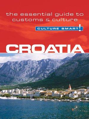 cover image of Croatia--Culture Smart!