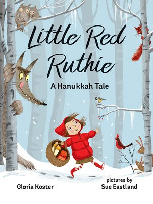 cover image of Little Red Ruthie