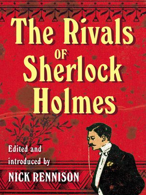 cover image of The the Rivals of Sherlock Holmes