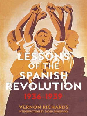 cover image of Lessons of the Spanish Revolution