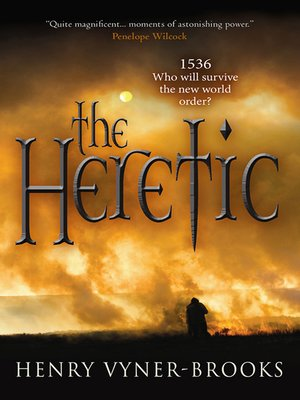 cover image of The Heretic