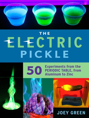 cover image of The Electric Pickle
