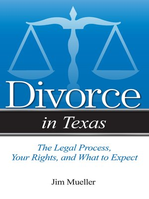 cover image of Divorce in Texas
