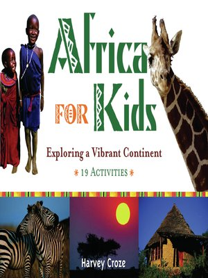 cover image of Africa for Kids