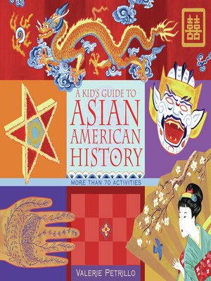 cover image of A Kid's Guide to Asian American History