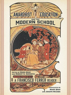 cover image of Anarchist Education and the Modern School