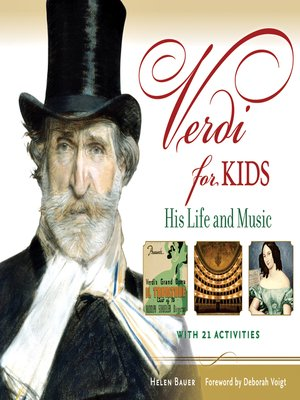 cover image of Verdi for Kids