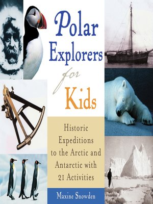 cover image of Polar Explorers for Kids