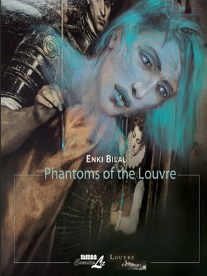 cover image of Phantoms of the Louvre