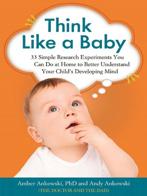cover image of Think Like a Baby