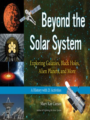 cover image of Beyond the Solar System