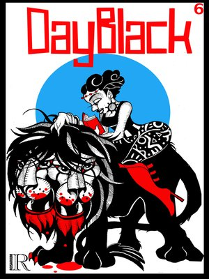 cover image of DayBlack, Issue 6