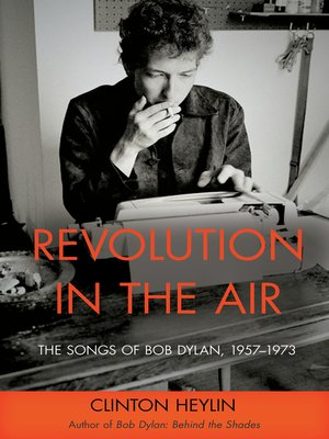 cover image of Revolution in the Air