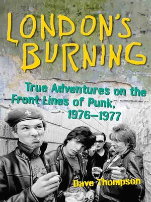 cover image of London's Burning
