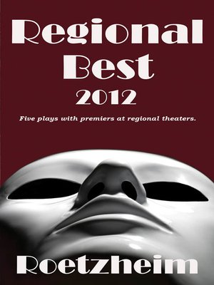 cover image of Regional Best 2012