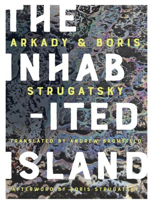 cover image of The Inhabited Island