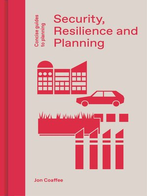 cover image of Security, Resilience and Planning