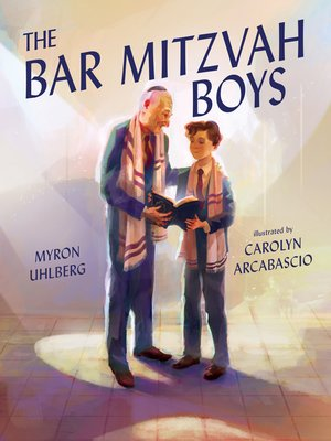 cover image of The Bar Mitzvah Boys