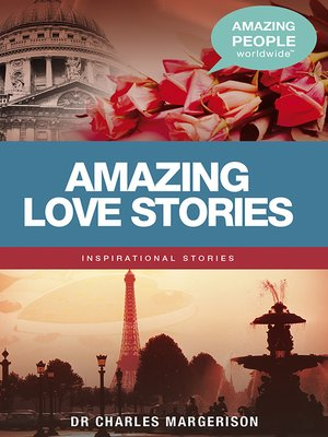 cover image of Amazing Love Stories